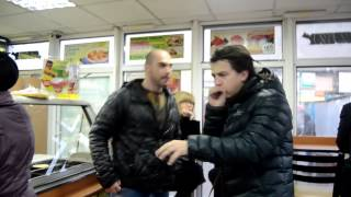 BoGdaN & Vahtang  Amazing beatbox in Subway