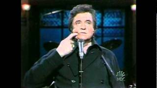 Johnny Cash - Chicken in Black [No Video]