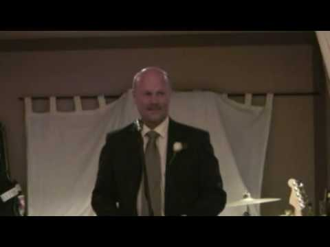 Father of the Bride Speech Part 1
