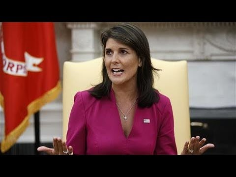 Where Will Nikki Haley Go From Here?
