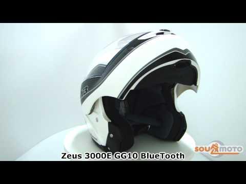 Capacete Zeus 3000E GG10 Branco - www.Soulmoto.com.br - @SoulMoto