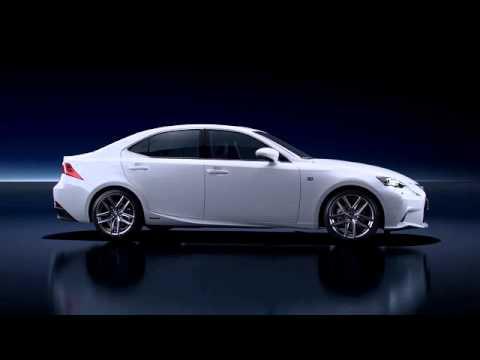 Lexus IS 300h, промо