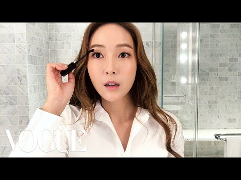 16 Steps to Looking Like a K-Pop Star With Jessica Jung   Beauty Secrets   Vogue