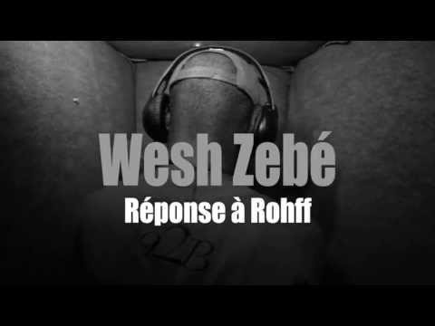 bezly dudehors - BOOBA REPONSE A ROHFF.... WESH ZEBE [BRAND NEW]