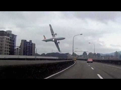 TransAsia Airways Flight GE235 Crash