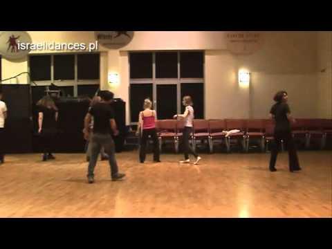 Rotza Lirkod רוצה לרקוד - Israeli Dance by Moshe Tawili Taniec Izraelski thumbnail