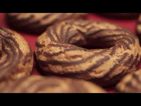 Lavonne - Choux Pastry Recipe by Chef Vinesh Johny