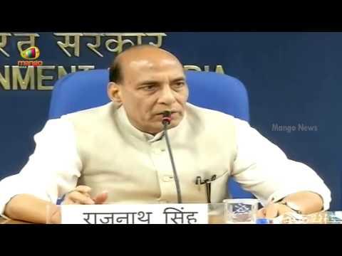 Home Minister Rajnath Singh Speech | NDA Cabinet Meet
