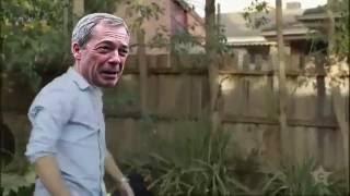 Nigel Farage: The slap