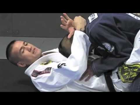 The Joker Choke with Piet Wilhelm Brazilian Jiu Jitsu Technique Image 1