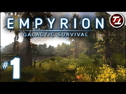 Empyrion: Galactic Survival Gameplay - #1 - A New Beginning- Let's Play