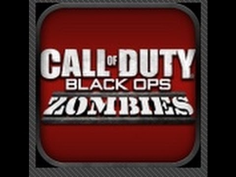 Call of Duty Black Ops Zombies Android App Video Review - CrazyMikesapps