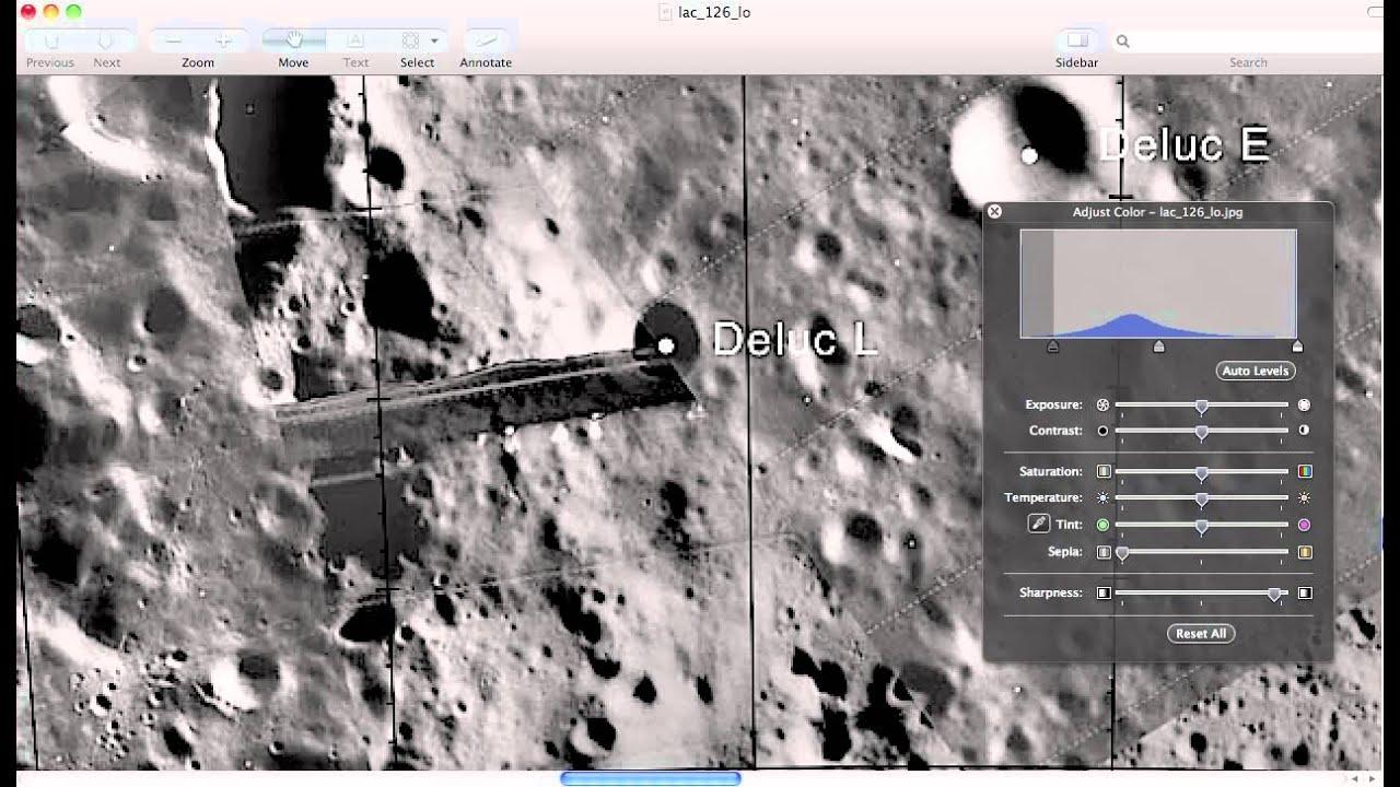 Alien Moon Structure Nasa