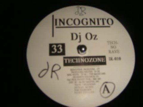 Dj Oz-Technozone