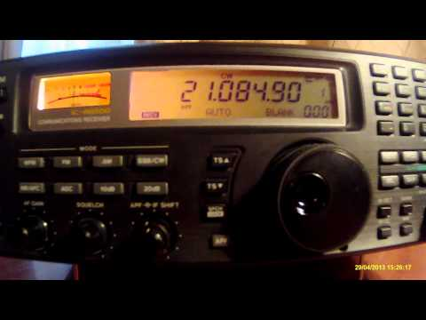 21084.90khz,,Ham Radio,NH0J,JJ2VLY(Tinian,Mariana Islands, MP)