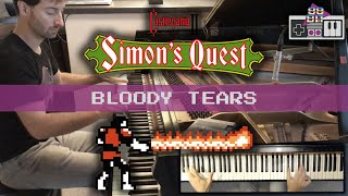 Bloody Tears from Castlevania II: Simon's Quest