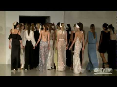 Temperley London - S/S 2012 - Videofashion