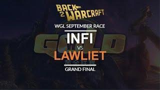 WGL:W 2018 - Sep  - Grand Final: [H] Infi vs. LawLiet [N]