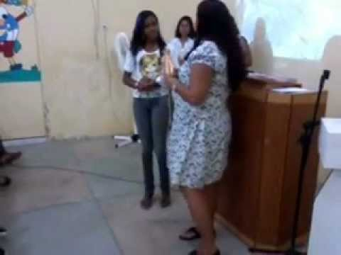 Igreja Missionária Olinda - Jogral Vaso que Deus procura