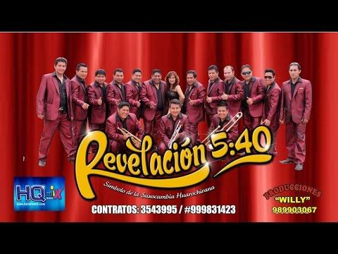 Revelación 5.40 de Huarochiri cantando Santiaguito Perez Ucro 2014