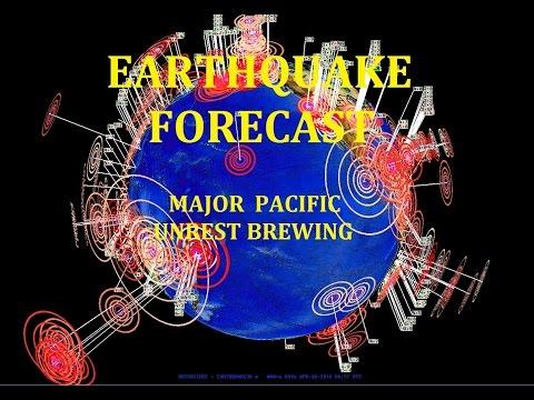 4/30/2016 -- Global Earthquake Forecast -- West Coast USA Warning, Europe + Asia Unrest