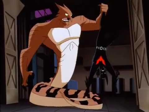 Batman Beyond vs Cuvier