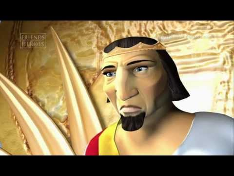 Daniel And The Lions' Den - Friends And Heroes - English Animated Bible Story video