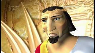 Daniel and The Lions' Den - Friends and Heroes - English Animated Bible Story