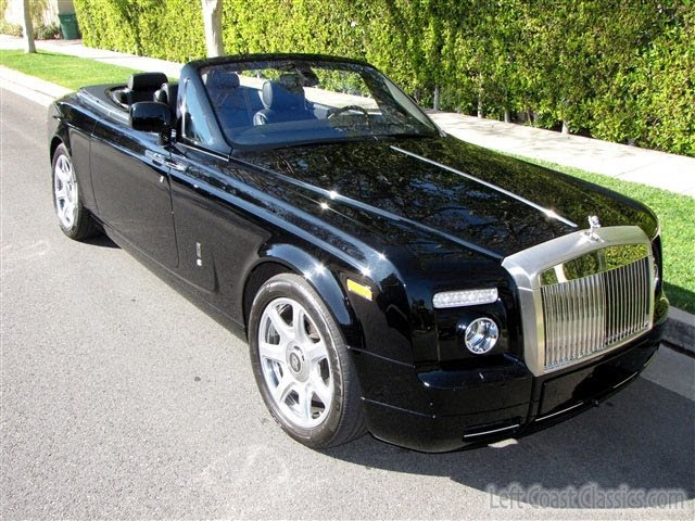 2010 Rolls Royce Drophead Coupe for Sale in Los Angeles CA