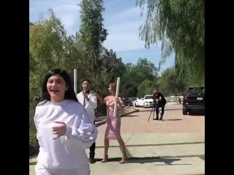 THE ACE FAMILY GENDER REVEAL WITH KYLIE JENNER