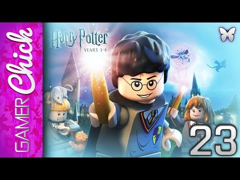 ❤ Lego Harry Potter Years 1-4 - [part 23 Arrested!] (pc) W  Gamerchick video