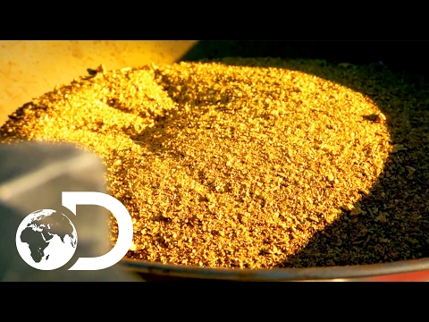 Catch Up on Gold Rush Season 7 Episode 17 | New Gold Rush Tuesday 9pm | Discovery UK