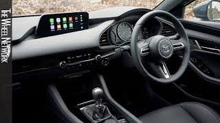 2019 Mazda 3 Skyactiv-G GT Sport Interior (UK)