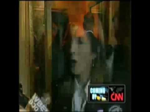 Reptilian or Cyborg Caroline Kennedy on CNN News part 1 of 2