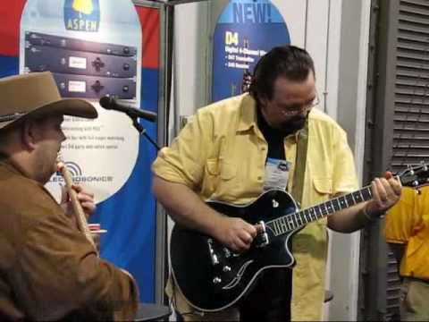 Johnny Hiland NAMM 2010
