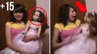 5 Haunted Dolls Caught On Camera