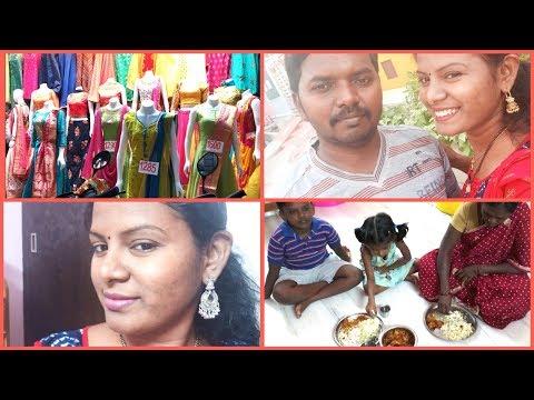 #DIML May 6th Sunday Routine Vlog/Coconut Biriyani Rice & Chicken Curry/Small Street Shopping Vlog