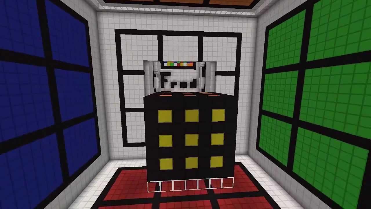 Minecraft Mini Game Working