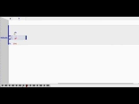 FOLKLORE FRANCAIS - Jeanneton prend sa faucille / Jeanneton takes his sickle (Noteworthy Composer 2)