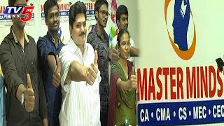 Mastermind Students Got No.1 Ranks in CA Results