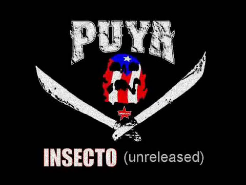 Puya - Insecto (unreleased)
