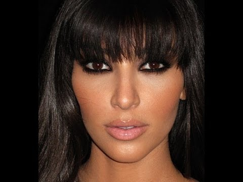 Kim Kardashian Smoky Eye Makeup Tutorial (sexy Smoky Eyes) video
