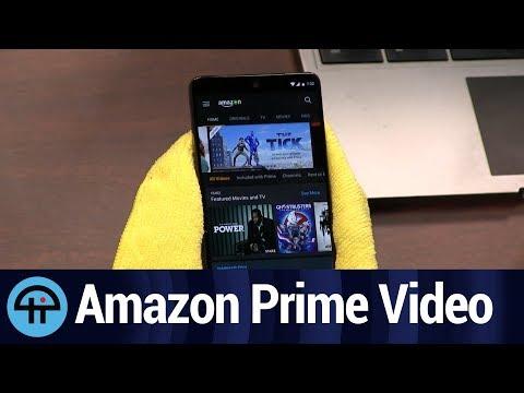 amazon prime video chromecast
