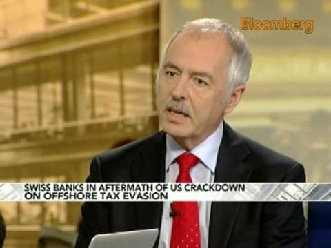 Roth Says Wealthy Clients Are Not Shunning Swiss Banks: Video