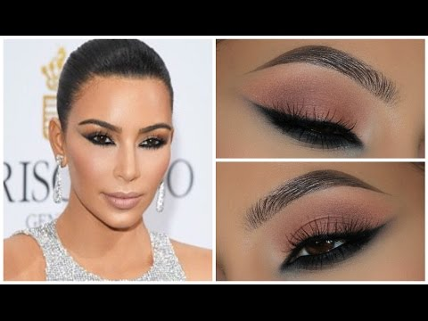 Kim Kardashian Cannes Inspired Makeup | Full Face | Amys Makeup Box