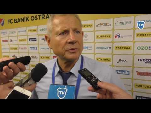 FNL: rozhovor s Vlastimilem Petrželou po utkání se Sokolovem (3:0)