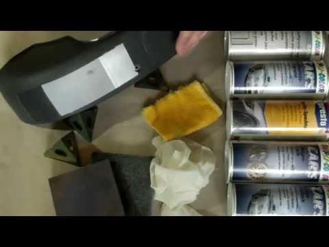 auto lackieren richtig videolike. Black Bedroom Furniture Sets. Home Design Ideas