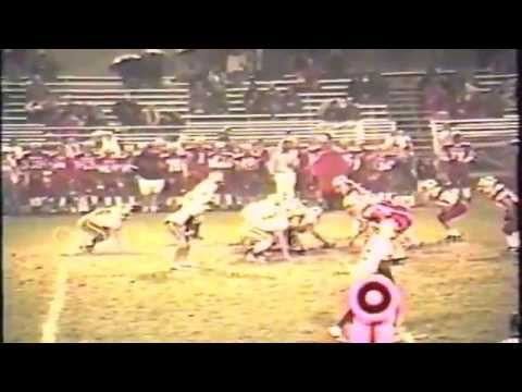 Erik Coblentz Triway High School Football Highlights