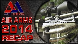 Air Arms TV - The Best Air Arms Hunting and Shooting of 2014!