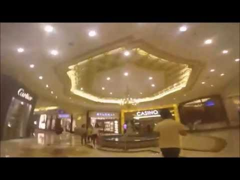 Resorts World, Mall and Casino. Manila, Philippines.